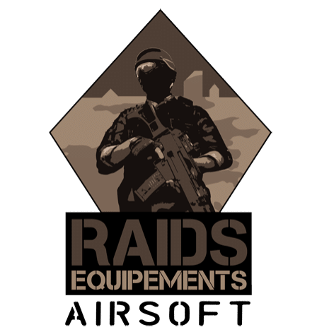 logo raids equipement airsoft dijon
